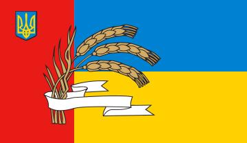 прапор Жашківського району