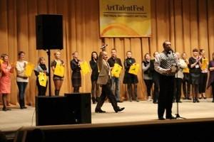 Міжнародний фестиваль аматорського мистецтва ArtTalentFest-2013
