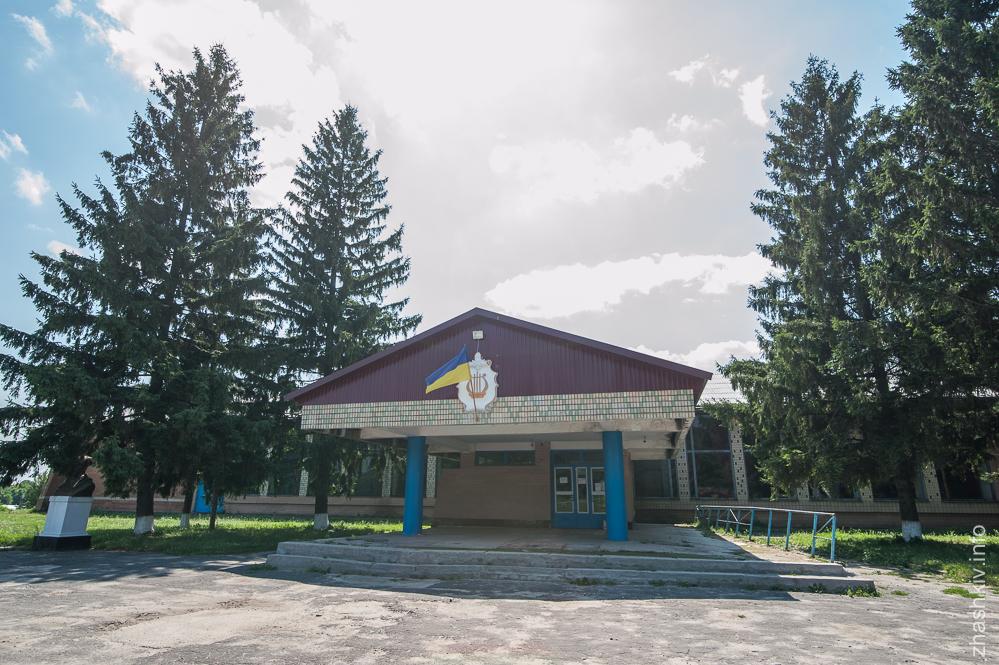 село Бузівка