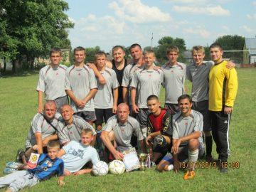 Міжрайонний турнір з футболу на Жашківщині