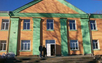 Робота з відновлення сільських будинків культури