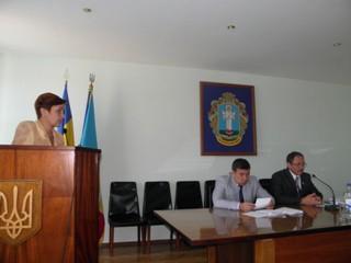 Відбулась сесія Жашківської районної ради