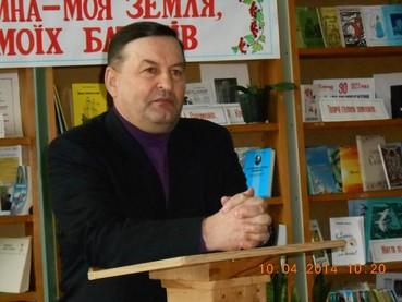Громадське обговорення про присвоєння імені української письменниці Докії Гуменної центральній районній бібліотеці