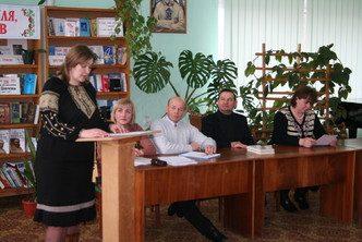 Відбулася краєзнавча конференція до 110 річниці від дня народження Докії Гуменної