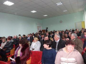 Ряд важливих питань розглянуто на засіданні сесії Жашківської районної ради