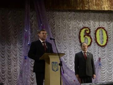 Жашківщина відзначила 60-ту річницю утворення Черкаської області