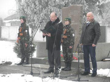 На Жашківщині вшанували память воїнів-афганців