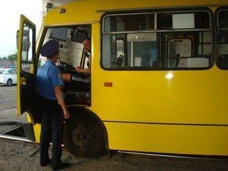Державтоінспекція розпочала всеукраїнську операцію «Автобус-2014»