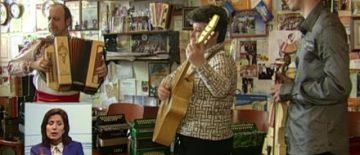 Житель Жашкова майструє музичні інструменти із сірників