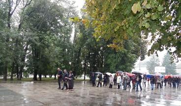 На Жашківщині відзначили День партизанської слави