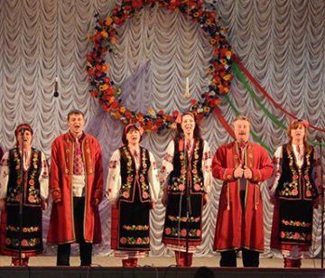 З нагоди Дня місцевого самоврядування в Жашківському районному будинку культури відбулись урочисті заходи