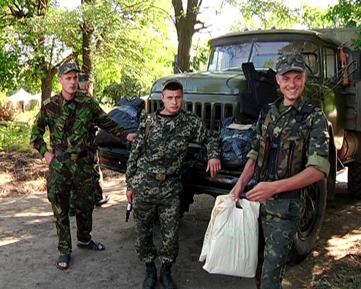 Радою товаровиробників Жашківського району організовано допомогу нашим військовим (оновлено)