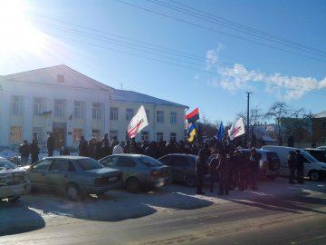 Жашківчани підтримали #Євромайдан