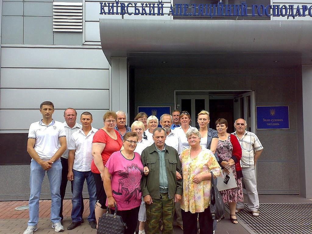 Звернення членів громадської організації «Громада цукрового заводу» до Жашківської ГО «Самооборона»