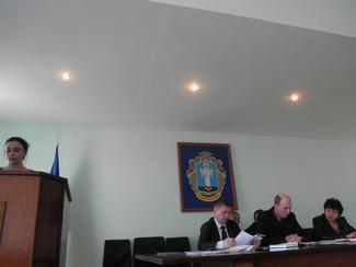 Проведено чергову колегію районної державної адміністрації