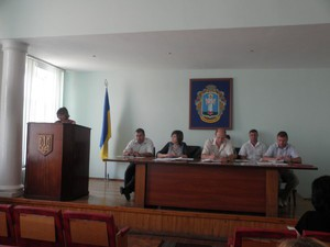 На колегії райдержадміністрації обговорено основні питання району
