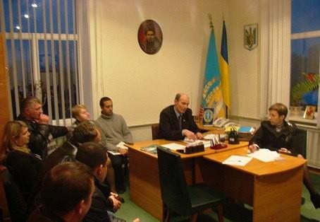 Керівництво обласної ради відреагувало на конфлікт у Жашкові