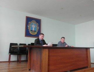 Заходи щодо розміщення сімей на території району, які приїхали з АР Крим та м.Севастополя