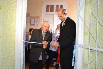 Відбулось урочисте відкриття кімнати для ветеранів в селі Леміщиха