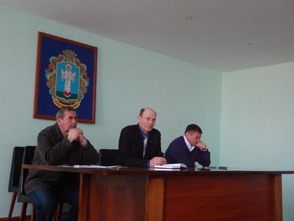 Засідання комітету кредиторів ТОВ ВІГ Жашківський цукровий завод