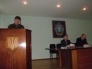 Перший заступник голови райдержадміністрації провів розширену апаратну нараду