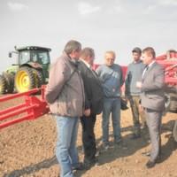 На Жашківщині тривають весняно-польові роботи