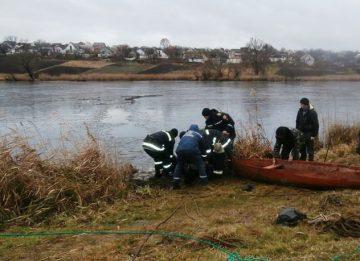 Під час риболовлі врятовано двох осіб, ще одна людина загинула