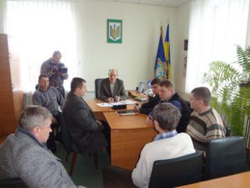 Відбулась координаційна нарада з приводу суспільно – політичної ситуації в країні