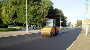На контролі районної влади – ремонт доріг