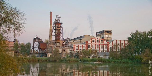 Заходи по відновленню роботи Жашківського цукрового заводу