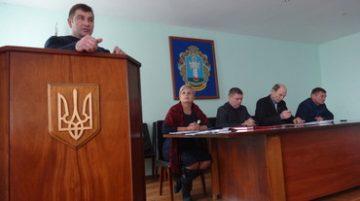 На Жашківщині пройшов семінар – навчання із сільськими головами та секретарями сільських рад