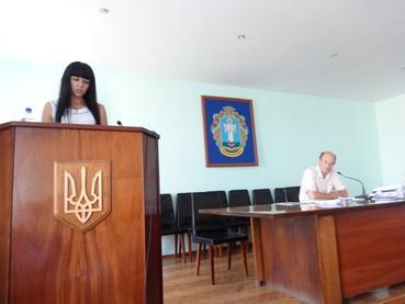 На сесії Жашківської районної ради депутати затвердили ряд важливих питань