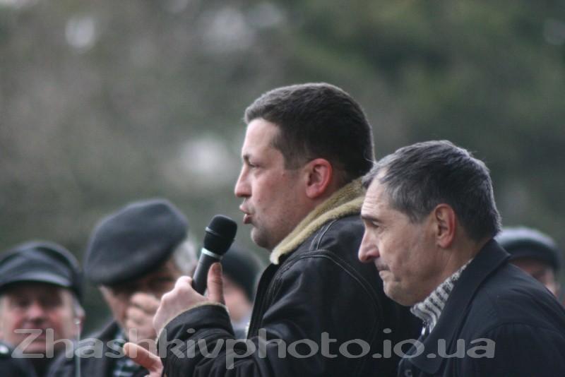 Відбулася зустріч з народним депутатом від ВО «Свобода»