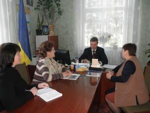 Голова Жашківської районної державної адміністрації здійснив виїзний прийом громадян у селі Литвинівка