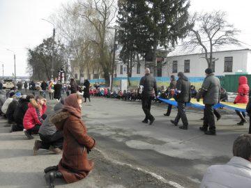 Жашківчани попрощалися з Героєм, що віддав життя за Україну