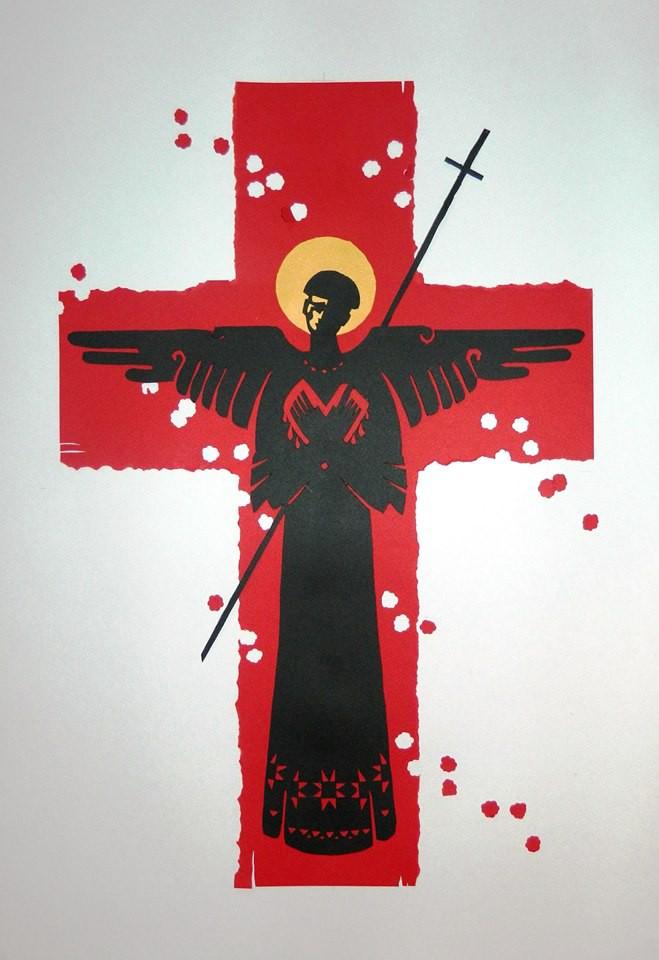 «Я – Волноваха»: витинанка від художника з Жашкова