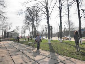 Жашківчани долучились до всеукраїнської акції «За чисте довкілля»