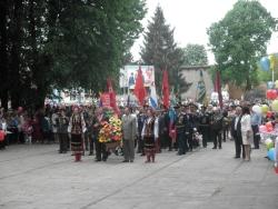 Святковий парад на Жашківщині