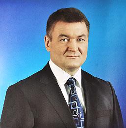 Ігор Цибровський - мер Жашкова