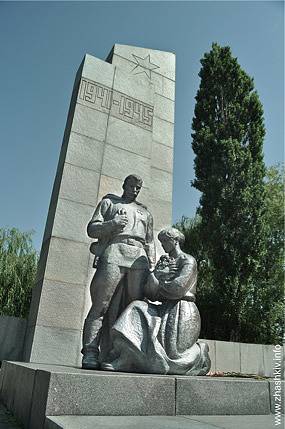 Баштечки меморіал слави