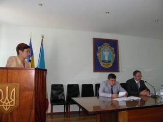 сесія Жашківської районної ради