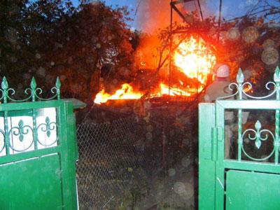 Тетерівка вибухнув будинок