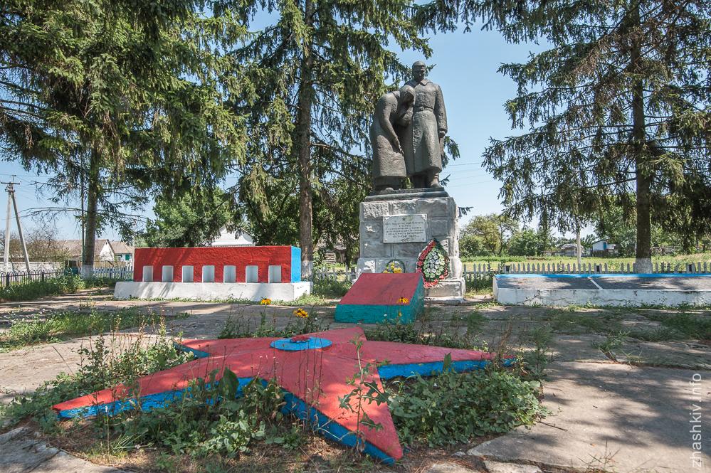 село Тинівка