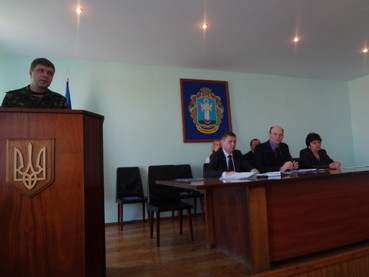 Голова районної ради взяв участь в засіданні колегії Жашківської районної державної адміністрації
