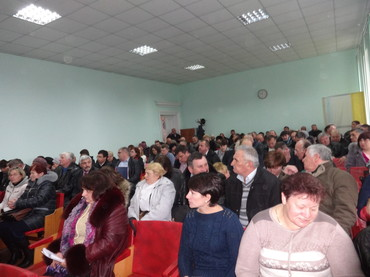 20 листопада голова районної ради Микола Кльоц провів чергову 32 сесію Жашківської районної ради