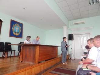 Голова Жашківської районної державної адміністрації провела розширену апаратну нараду
