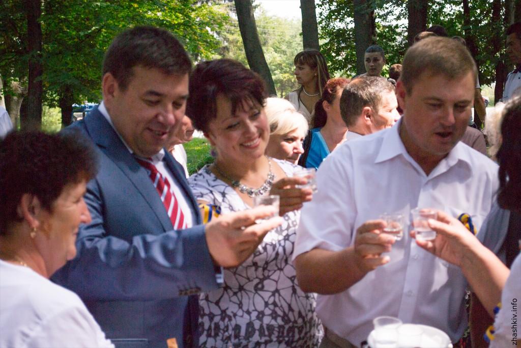 День Незалежності України та День Державного Прапора 2012
