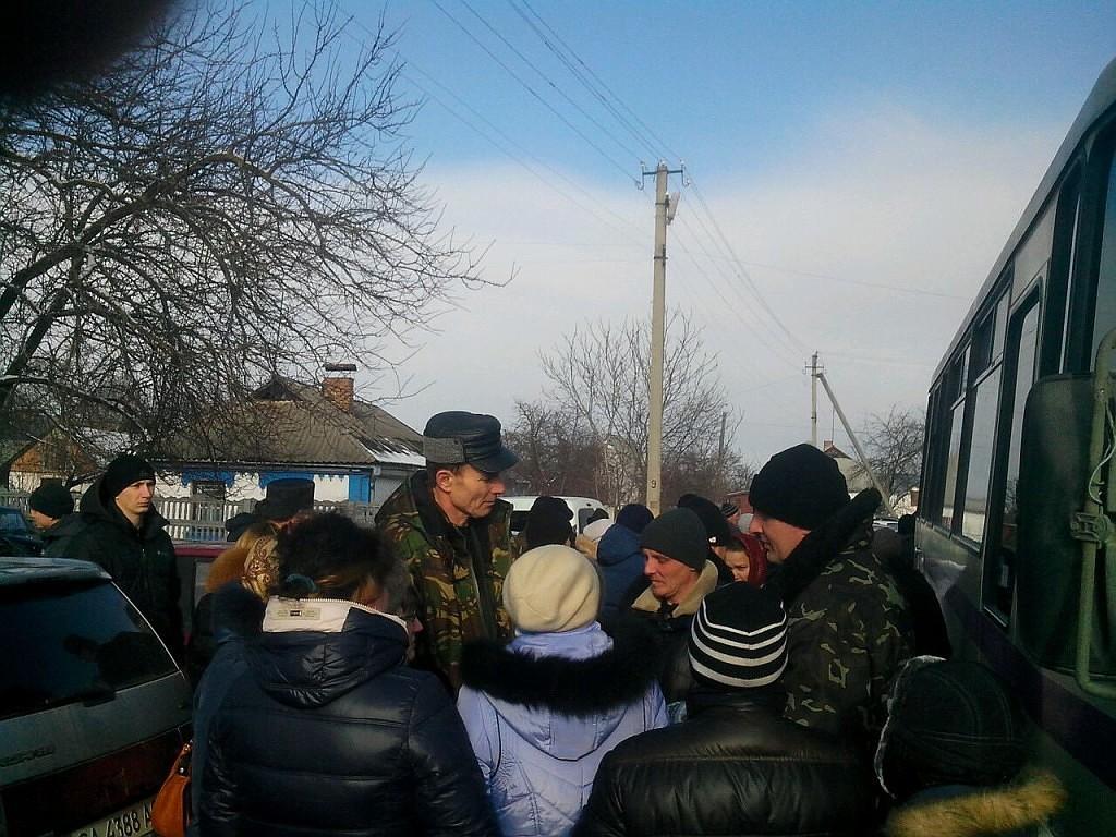Голова Жашківської районної ради Микола Кльоц