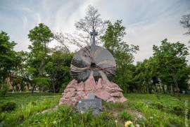 Пам'ятний знак жертвам Голодомору 1932—1933 років