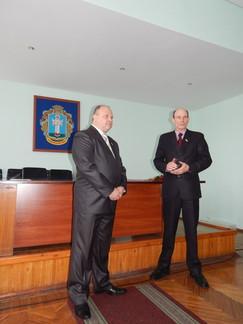 Сергій Бойко - голова Жашківської райдержадміністрації
